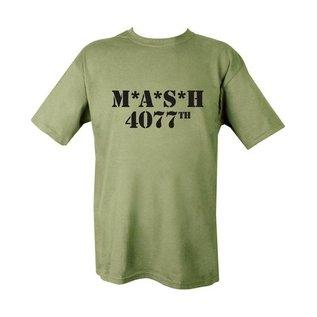 Kombat MASH 4077th T-shirt - Olive Green
