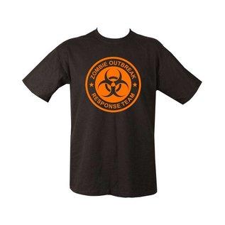 Kombat Zombie Outbreak T-shirt - Black