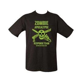 Kombat Zombie Apocalypse T-shirt - Black