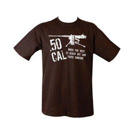 Kombat 50 Cal T-shirt - Black