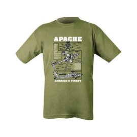 Kombat Apache T-shirt - Olive Green