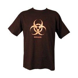 Kombat Biohazard T-shirt - Black