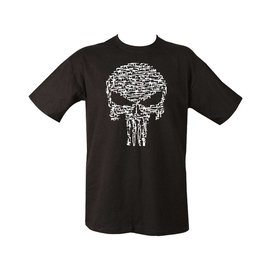 Kombat Skull / Guns T-shirt
