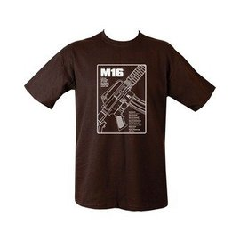 Kombat M16 T-Shirt