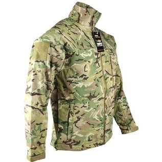 Kombat TROOPER - Tactical Soft Shell Jacket - BTP