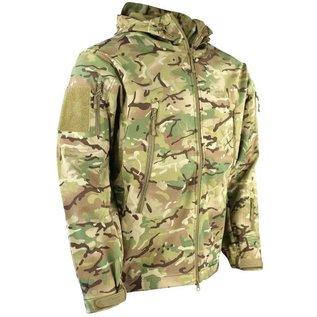 Kombat PATRIOT Tactical Soft Shell Jacket - BTP