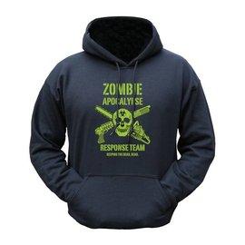 Kombat Zombie Apocalypse HOODIE - Black
