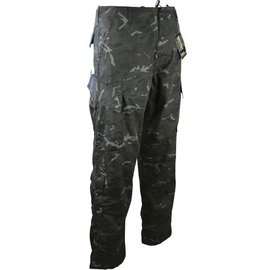 Kombat Assault Trouser - ACU Style - BTP Black
