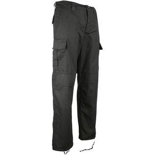 Kombat M65 BDU Ripstop Trouser - Black