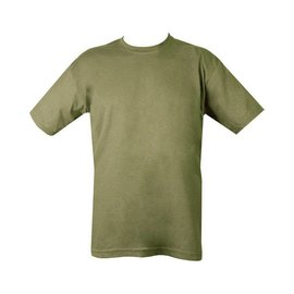 Kombat Military Plain T-shirt - Olive Green