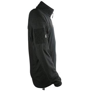Kombat Delta Tactical Grid Fleece - Black