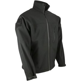 Kombat TROOPER - Tactical Soft Shell Jacket (Black)