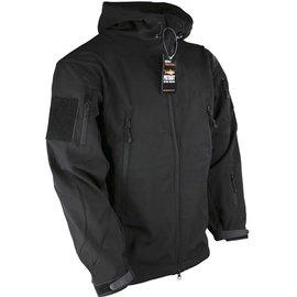 Kombat PATRIOT Tactical Soft Shell Jacket - Black