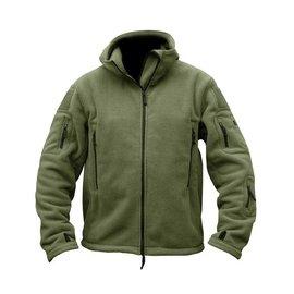 Kombat Recon Tactical Hoodie - Olive Green