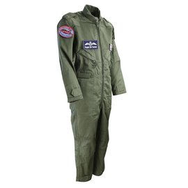 Kombat Kids UK Flight Suit
