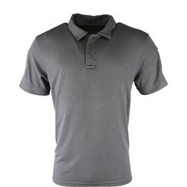 Kombat Tactical Polo - Gun Metal Grey