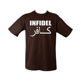 Kombat Infidel T-shirt - Black