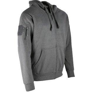 Kombat Spec-Ops Hoodie - Gun Metal Grey