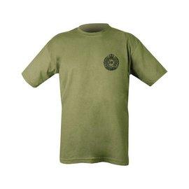Kombat Royal Engineers T-shirt - Olive Green