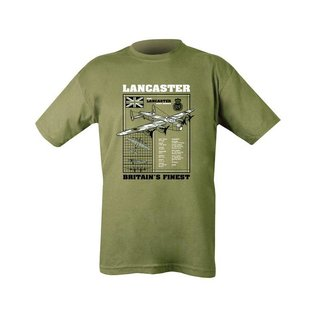Kombat Lancaster T-shirt - Olive Green