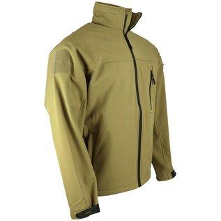 Kombat TROOPER - Tactical Soft Shell Jacket (Coyote)