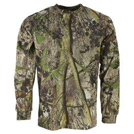 Kombat Adult Hunting Long Sleeved T-shirt - English Hedgerow