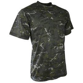 Kombat T-Shirt BTP Black