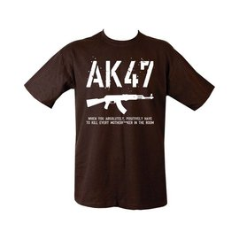 Kombat AK47 T-shirt - Black