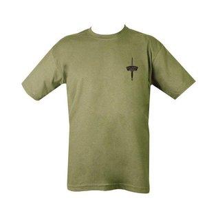 Kombat Royal Marines Commando T-shirt - Olive Green