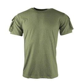 Kombat Tactical T-shirt - Olive Green