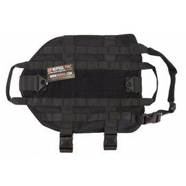 Nuprol Tactical Dog Vest - Medium - Black