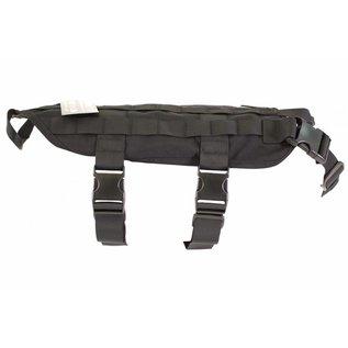 Nuprol NP TACTICAL DOG VEST - MEDIUM - BLACK