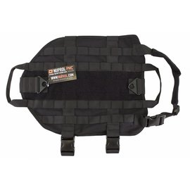Nuprol Tactical Dog Vest - Large - Black
