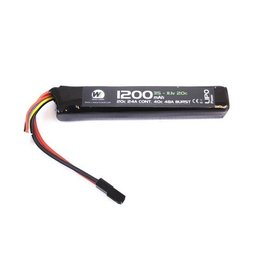 Nuprol Power 1200Mah 11.1V 20C Lipo Stick Type