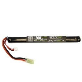 Nuprol NP POWER 1200MAH 7.4V 20C LIPO SLIM STICK TYPE