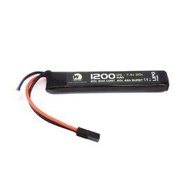 Nuprol 1200Mah 7.4V 20C Stick Type