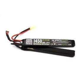 Nuprol NP POWER 1450MAH 7.4V 30C LIPO NUNCHUCK TYPE