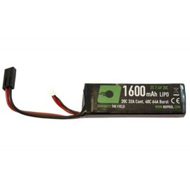 Nuprol 1600Mah 7.4V Lipo Stick