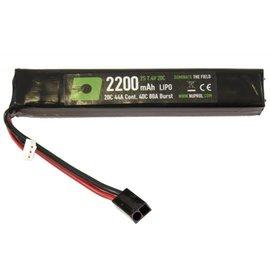 Nuprol 2200Mah 7.4V Lipo Stick