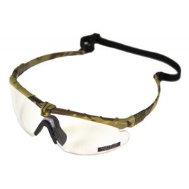 Nuprol NP BATTLE PRO'S - CAMO FRAME / CLEAR LENSE
