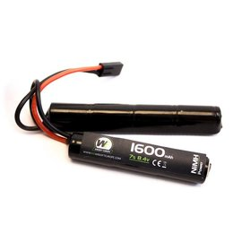 Nuprol Np Power 1600Mah 8.4v Nimh Nunchuck Type