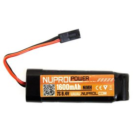 Nuprol NP POWER 1600MAH 8.4V NIMH SMALL TYPE