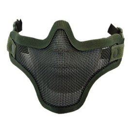 Nuprol NP MESH LOWER FACE SHIELD V1 - GREEN