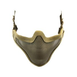 Nuprol NP MESH LOWER FACE SHIELD V1 - TAN