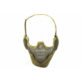 Nuprol NP MESH LOWER FACE SHIELD V2 - TAN