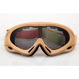 Nuprol NP PRO MESH EYE PROTECTION TAN