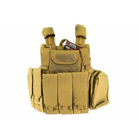 Nuprol NP RTG TACTICAL VEST - TAN