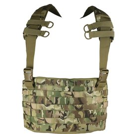 Kombat Molle Chest Rig - BTP