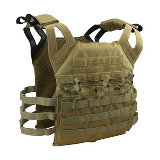 Kombat Spec-Ops Jump Plate Carrier - Coyote