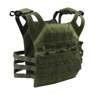Kombat Spec-Ops Jump Plate Carrier - Olive Green
